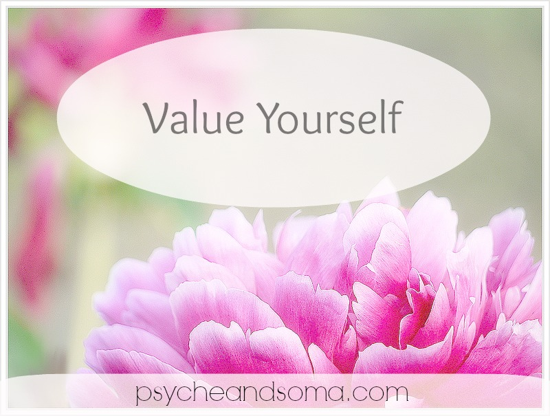 PS VALUE YOURSELF PEONY TWO